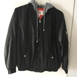 Outer Edge womens Hooded Jacket Size 1X